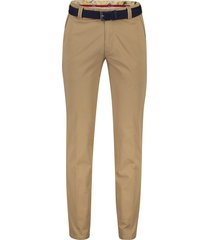 meyer pantalon new york modern fit camel