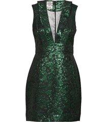 abee korte jurk groen baum und pferdgarten