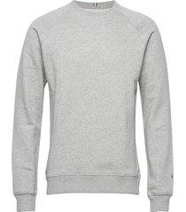 calais sweatshirt sweat-shirt tröja grå les deux