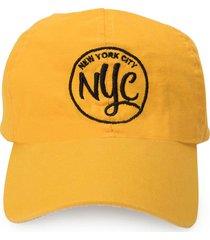 bonã© original cap oc20-n09 amarelo - amarelo - masculino - dafiti