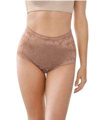 panty panty control suave marrón leonisa 012993