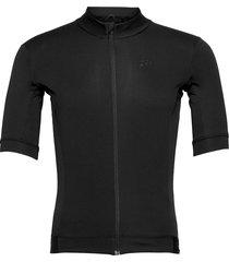 essence jersey t-shirts short-sleeved svart craft