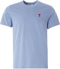 ami de coeur t-shirt | blue | hj108.723-459