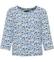 opus blouse met print falesha garden