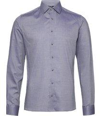 8657 - iver 2 soft skjorta casual blå sand