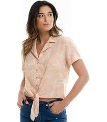 blusa para mujer en viscosa multicolor