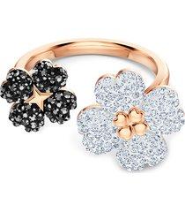 anel feminino latisha em metal - ouro