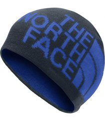 gorro reversible tnf banner azul the north face