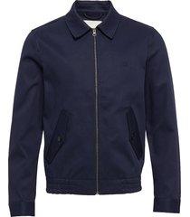 marlon herrington jacket tunn jacka blå les deux