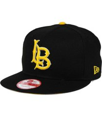 new era long beach state 49ers core 9fifty snapback cap