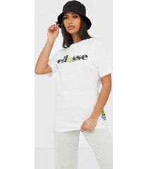ellesse el carnevale t-shirts white