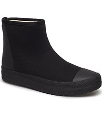 arch hybrid shoes chelsea boots svart tretorn