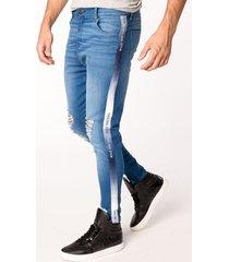 jean azul tascani skinny tivat