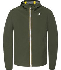 'jack bonded jersey' jacket