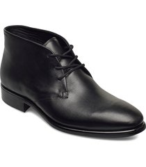 citytray shoes business laced shoes svart ecco