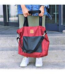 torba mili chic mc6 - czerwony