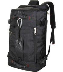 tasca in nylon da 15 pollici con zaino da viaggio business multi-funzionale sacchetto per computer portatile a singola spalla per gli uomini