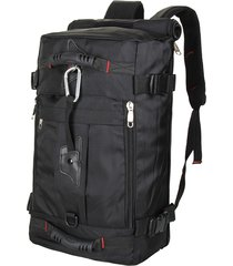 zaino da viaggio multifunzionale multifunzionale da uomo con tracolla singola borsa da viaggio di grande capacità