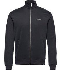 ballier track jacket sweat-shirt tröja blå les deux