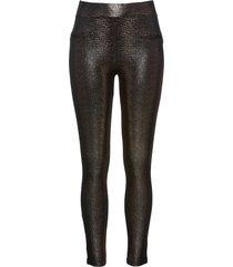 leggings metallizzati (nero) - bpc selection premium