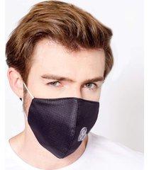 máscara lavável tripla camada com feltro sr madruga emporio alex malha tnt multicolorido
