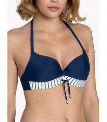 bikini lisca puerto rico voorgevormd badpak topje met meerdere