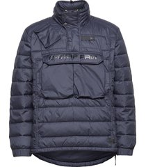 atoll quilted anorak outerwear jackets anoraks blauw g-star raw