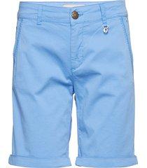 perry chino shorts shorts flowy shorts/casual shorts blå mos mosh