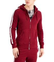 splendid men's zip-up hoodie