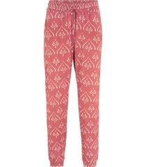 pantaloni in jersey fantasia (rosa) - bpc bonprix collection