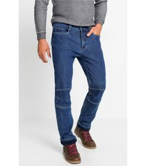 regular fit thermo stretch jeans, straight