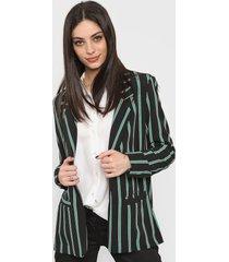 blazer verde mochi alexia