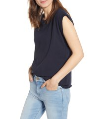 frank & eileen tee lab vintage muscle tee, size large in british royal navy at nordstrom