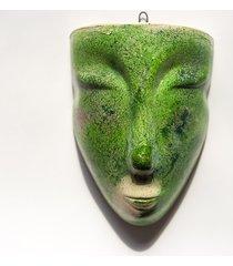 głowa z haczykiem / doniczka / ozdoba