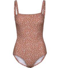 patricia mommy swimsuit baddräkt badkläder rosa liewood