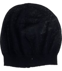 rick owens hat hats in black cashmere
