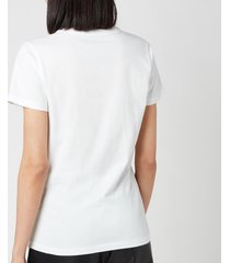 bella freud women's my chica t-shirt - white - l