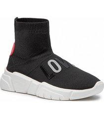 love moschino sneakers alta