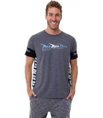 camiseta deluxe onbongo leiden masculina - masculino
