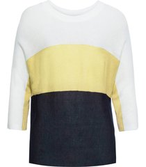 maglione a fasce (bianco) - bodyflirt