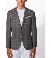 boss men's hutsons4 slim-fit jacket