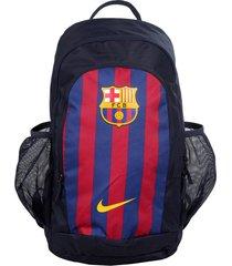 maleta del barcelona nike ba5363-451 stadium fcb - azul