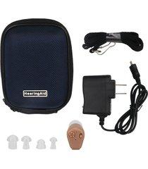 axon k-88 mejor recargable en audífono audiphone sonido amplificador d