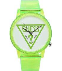 reloj verde guess