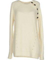 strickwaren pullover  weiß