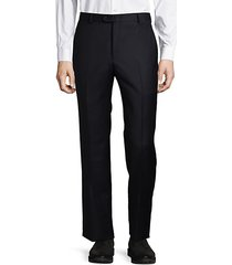 dark wool dress pants