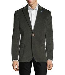 notch corduroy jacket