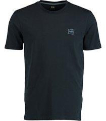 hugo boss t-shirt tales donkerblauw rf 50389364/404