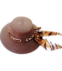 sombrero bucket zebra café viva felicia