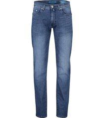 pierre cardin jeans 5-pocket stretch blauw